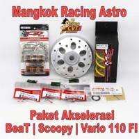 Mangkok Astro & Akselerasi BeaT FI Esp Scoopy Fi Esp Vario 110 FI LED - Scoopy Fi / ESP