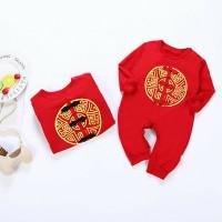 Baju imlek bayi / Cheongsam bayi / cheongsam merah / CNY