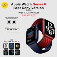 W56 Smartwatch Apple Watch Series 6 iWatch Best Copy Clone Jam Tangan