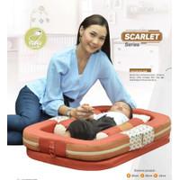 Mom's Baby Kasur Bayi Kolam Sofa + Kelambu Kojong MBK4014