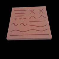 Alat Medis Latihan Jahit Luka /Suture kit( Hecting pad Only )