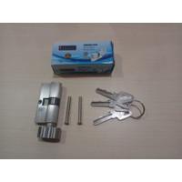 WELDOM Kunci Silinder knob Pintu kamar Mandi Kunci Komputer