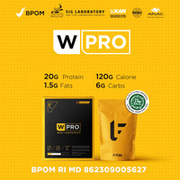 WPRO | WHEYPRO 3,3lb Whey Protein Concentrate
