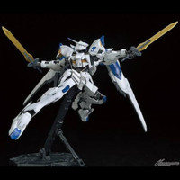 Bandai Original 1/100 IBO Gundam Bael limited + stand & decal tekkadan