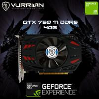 VGA AGS VURRION GTX 750Ti DDR5 4GB 128BIT