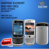 HP HAPE HANDPHONE SECOND 2ND BLACKBERRY BB 9800 9810 TORCH JADUL MURAH