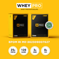 WPRO ISO | WHEYPRO 3,3lbs Whey Protein Isolate