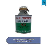 Lem Tambal Ban untuk Vulkanisir Vulcanizing Tyre TDL 200cc