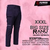 promo terlaris celana avaress sambung celana gunung size besar XXXL