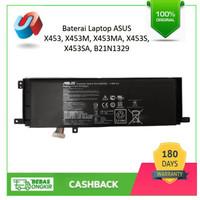 Baterai Batre Laptop ASUS X453, X453M, X453MA, X453S, X453SA, B21N1329