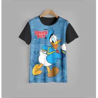 kaos anak DONALD DUCK V3 baju anak DONALD DUCK V3 (9-12) - 11 - 12 Tahun