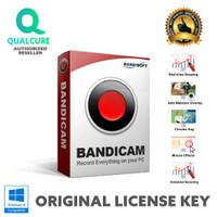 Bandicam Screen Recording Original License Key 1 License - 1 PC
