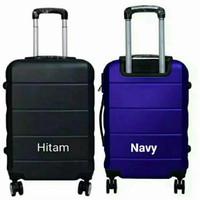 Koper POLO EXPLY Fiber Ukuran 20 inch Kabin Tas Pakaian Travel Bag