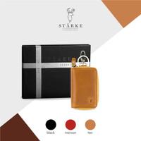Starke Leather Key Wallet Tempat Kunci Kulit Asli Ramble Sika IV