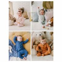 Setelan piyama anak KOTTONVILLE piyama bayi panjang Takoyakids pyjamas