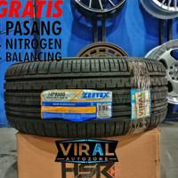 Ban Mobil Tubles 205/45 Untuk Velg Ring 17 Merek Zeteex Bukan Dunlop