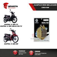 Kampas Rem CREVON Satria Fu 150 / New Vixion / Jupiter MX New Disc Pad