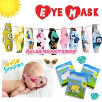 Kacamata Jemur Bayi Penutup Mata Eye Mask Baby Newborn