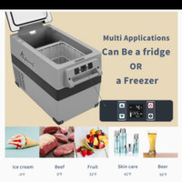alpicool mini freezer / freezer tempat vaksin / kulkas mini