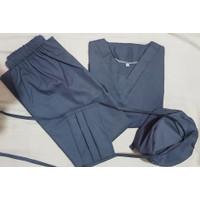 Baju Oka pria dan wanita/baju perawat/baju medis/baju bidan/baju jaga