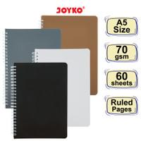 Ruled Notebook Diary Agenda Buku Catatan Bergaris Joyko NB-690 A5