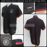 Jersey Baju Bola Kit Negara Jerman 2021 Germany Away Tandang 2020 New