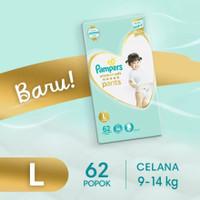 PAMPERS Popok Celana L-62 Premium Soft L62 L-62 tipe Pants