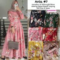 Gamis monalisa / ania maxy dress / gamis monalisa bangkok