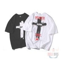 Oversized T-shirt Pria - Hip Hop Style