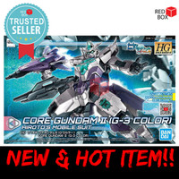 HG Core Gundam II G-3 Color HGBD HGBD:R Bandai Gunpla Build Divers G3