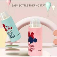 Penghangat botol susu bayi USB Disney