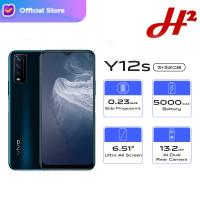 Vivo Y12s 3/32 - RAM 3GB / ROM 32GB - Garansi Resmi