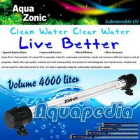 Aqua Zonic UV006 Lampu UV Celup Kolam 20watt Aquazonic Submersible UV