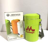 LUNCH BOX SET ARNISS Treva KW-0126 Lunch Pack Keep Warm - Hija