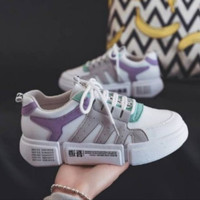 Sepatu sneaker wanita cocolala HY Rs10 - 37, Ungu
