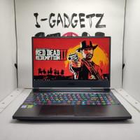 Laptop Gaming/Design MSI GL65 i7 2021 RTX2070 8GB 128GB+500GB Fullset