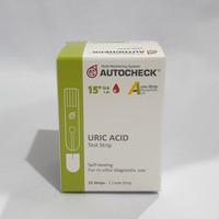 Autochek Uric Acid - Test Strip Asam Urat Autocheck