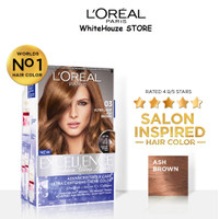 L'Oreal Excellence Fashion Ultra Lights - 03 Ash Brown