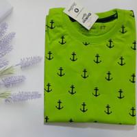 Baju Kaos Anak Laki-Laki Oshkosh B'gosh usia 1-10 tahun motif
