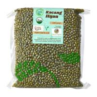 Kacang Hijau Lingkar Organik 500gr