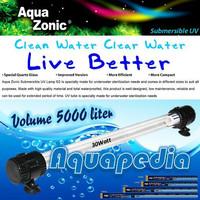Aqua Zonic UV007 Lampu UV Celup Kolam 30watt Aquazonic Submersible UV