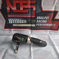 KNALPOT AUSTIN RACING SLIP ON TAMENG CBR150R CBR250RR CBNEW R25 NINJA