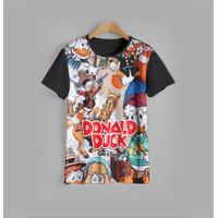 kaos anak DONALD DUCK V4 baju anak DONALD DUCK V4 (1-8) - 7 - 8 Tahun