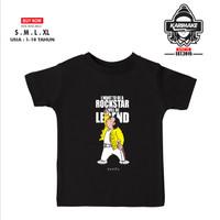 Kaos Baju Anak DORAEMON GIANT TAKESHI GOUDA FREDDY MERCURY - Karimake - XS