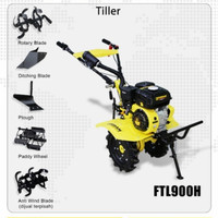 cultivator FIRMAN FTL 900 H / traktor bajak sawah FTL900H / mini tiler