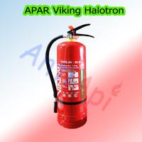 Tabung apar halotron viking 3.5kg