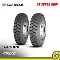 Jual Ban luar Truk 1000-20 16PR GT Super Grip