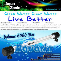 Aqua Zonic UV 40w Lampu UV Celup Kolam Aquazonic Submersible UV