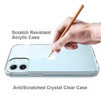 Case iPhone 12 | mini | Pro | Pro Max Fuze Clear Anti Crack Casing