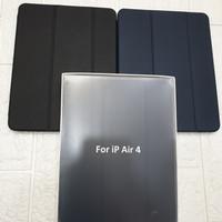 ipad Air 4 Smart Case | Leather Case Slot Pen Holder - Auto Lock Air 4